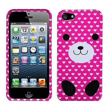 Insten® Phone Protector Cover F/iPhone 5/5S, Dog Love
