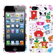 Insten® Phone Protector Cover F/iPhone 5/5S, Dog Lifestyle