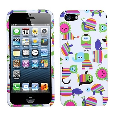 Insten® Phone Protector Cover F/iPhone 5/5S, Story Time Animals