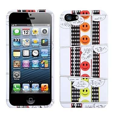 Insten® Phone Protector Cover F/iPhone 5/5S, Dialogue