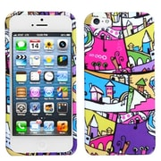 Insten® Phone Protector Cover F/iPhone 5/5S, Foreign Buildings