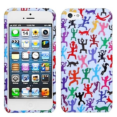 Insten® Phone Protector Cover F/iPhone 5/5S, Cave Painting