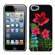 Insten® Phone Protector Cover F/iPhone 5/5S, Garden Night