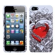 Insten® Phone Protector Cover F/iPhone 5/5S, Secret Love