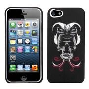 Insten® Phone Protector Cover F/iPhone 5/5S, Lizzo Skull Joker