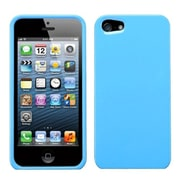 Insten® Phone Protector Cover F/iPhone 5/5S, Solid Robin Egg Blue
