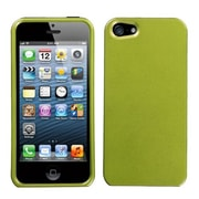 Insten® Phone Protector Cover F/iPhone 5/5S, Solid Olive Green