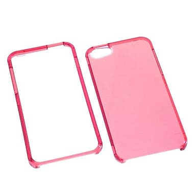 Insten® Phone Protector Cover F/iPhone 5/5S, T-Pink