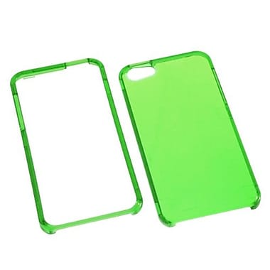 Insten® Phone Protector Cover F/iPhone 5/5S, T-Honey Green