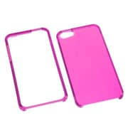 Insten® Phone Protector Cover F/iPhone 5/5S, T-Hot-Pink