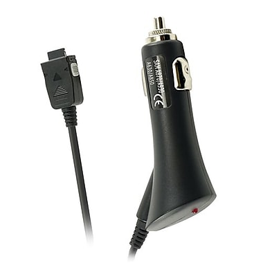 Insten® 110 - 222 VAC 400-902mA Premium Car Charger With IC Chips