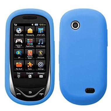 Insten® Solid Skin Case For Samsung A697 (Sunburst), Dark Blue