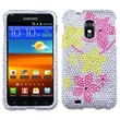 Insten® Diamante Phone Protector Case For Samsung Epic 4G Touch/Galaxy S II, Romance