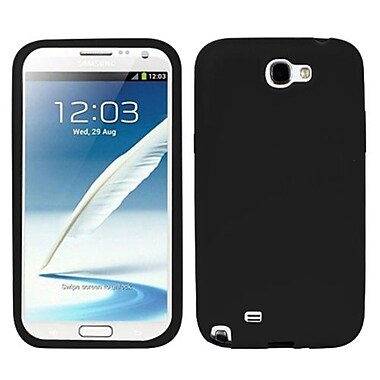 Insten® Solid Skin Cases For Samsung Galaxy Note II (T889/I605)