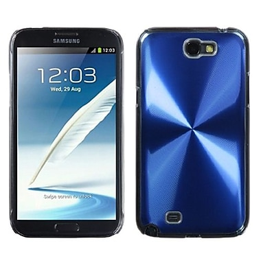 Insten® Cosmo Back Protector Case For Samsung Galaxy Note II (T889/I605), Blue