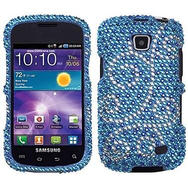 Insten® Diamante Protector Case For Samsung i110 (Illusion), Flourish