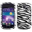 Insten® Skin Phone Protector Case For Samsung i110, Zebra