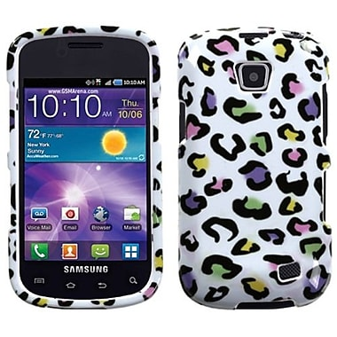 Insten® Phone Protector Case For Samsung i110 (Illusion), Colorful Leopard