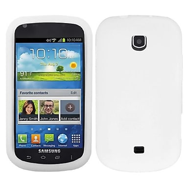 Insten® Solid Skin Case For Samsung I200 (Stellar), Translucent White