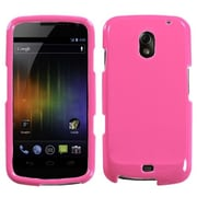 Insten® Phone Protector Case For Samsung i515 Galaxy Nexus, Natural Blush