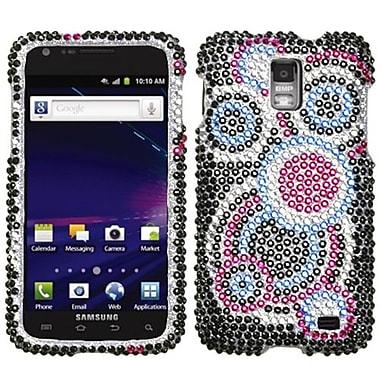 Insten® Diamante Protector Case For Samsung i727 (Galaxy S II Skyrocket), Bubble