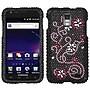 Insten® Diamante Phone Protector Case For Samsung i727