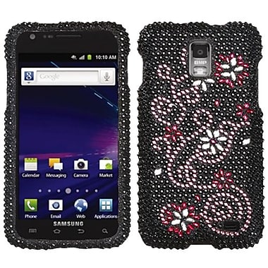 Insten® Diamante Phone Protector Case For Samsung i727 (Galaxy S II Skyrocket), Delight