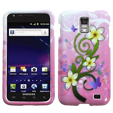 Insten® Phone Protector Case For Samsung i727 (Galaxy S II Skyrocket), Tropical Flowers