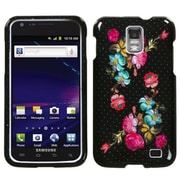 Insten® Phone Protector Case For Samsung i727 (Galaxy S II Skyrocket), Blooming Flowers