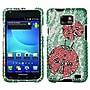 Insten® Diamante Phone Protector Case For Samsung I777