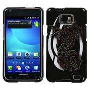 Insten® Phone Protector Case For Samsung I777 Galaxy S2, Firebrand Dragon