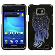Insten® Phone Protector Case For Samsung I777 Galaxy S2, Steel Shard