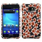 Insten® Phone Protector Case For Samsung I777 Galaxy S2, Petal to the Meadow