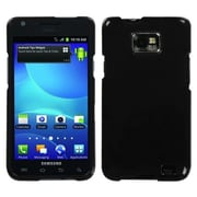Insten® Natural Phone Protector Case For Samsung I777 Galaxy S2, Black
