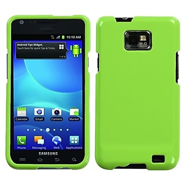 Insten® Natural Phone Protector Case For Samsung I777 Galaxy S2, Pearl Green