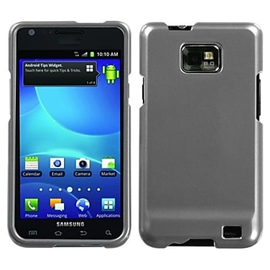Insten® Phone Protector Case For Samsung I777 Galaxy S2, Solid Granite