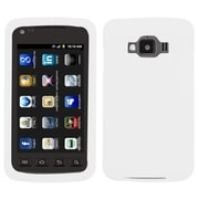 Insten® Solid Skin Case For Samsung I847 (Rugby Smart), Translucent White