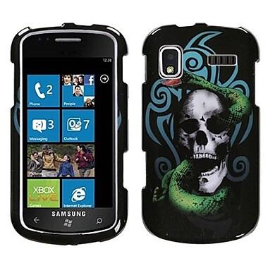 Insten® Phone Protector Case For Samsung i917 (Focus), Tribal Snake