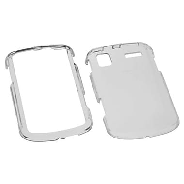 Insten® Phone Protector Case For Samsung i917 (Focus), Smoke