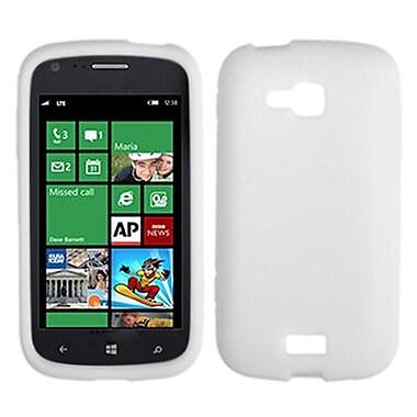 Insten® Skin Case For Samsung i930 ATIV Odyssey, Solid Translucent White