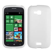 Insten® Skin Case For Samsung i930 ATIV Odyssey, Solid Translucent White