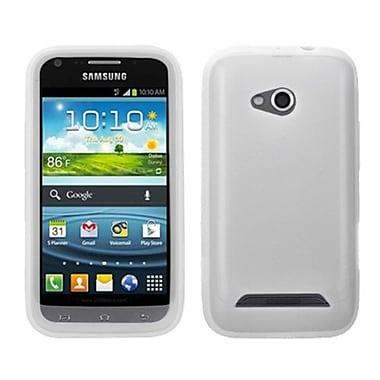 Insten® Solid Skin Case For Samsung L300 Galaxy Victory 4G LTE, Translucent White