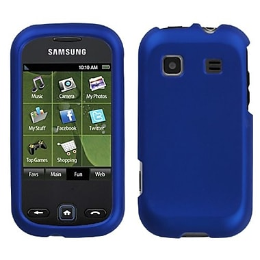 Insten® Phone Protector Case For Samsung M380/Trender, Titanium Solid Dark Blue