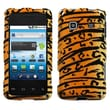 Insten® Skin Phone Protector Case For Samsung M820 Galaxy Prevail, Wild Tiger