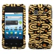 Insten® Skin Phone Protector Case For Samsung M820 Galaxy Prevail, Wild Leopard