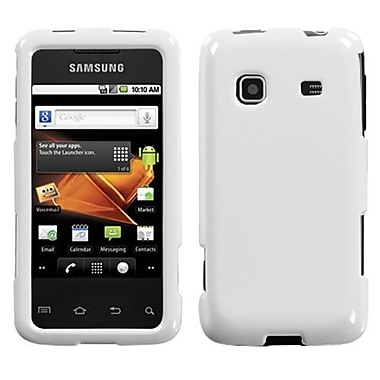 Insten® Natural Phone Protector Case For Samsung M820 Galaxy Prevail, Ivory White