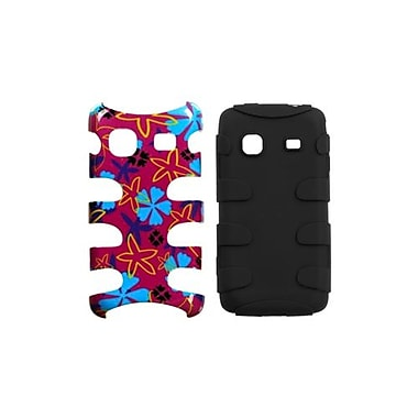 Insten® Fishbone Phone Protector Cases For Samsung M820 Galaxy Prevail
