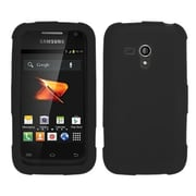 Insten® Solid Skin Case For Samsung M830, Black