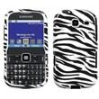 Insten® Hard Case Cover For Samsung R380 (Freeform III)/Comment, Zebra Skin