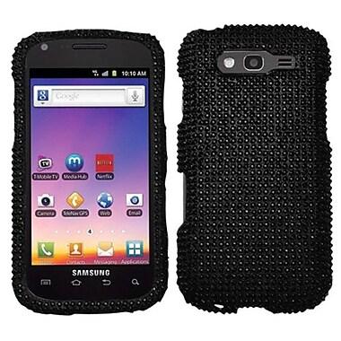 Insten® Diamante Protector Case For Samsung T769 Galaxy S Blaze 4G, Black